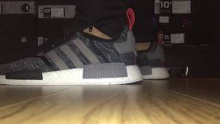 Adidas Originals NMD R1 x Louis Vuitton BV1608 YeezyMark