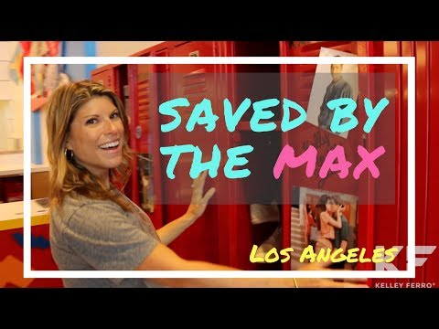 Saved by the Max in Los Angeles