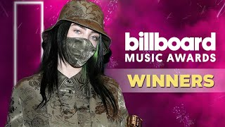 Billboard Music Awards 2020 | Winners