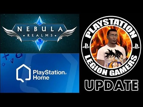 Nebula Realms vs PlayStation Home