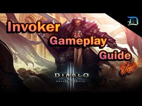 Invoker Thorns Crusader Gameplay - Tutorial - Diablo 3 ROS - 2.4 Season 5 - Class Guide