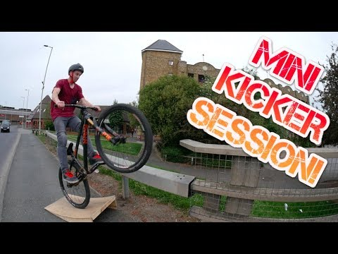 THE MINI KICKER SESSION!