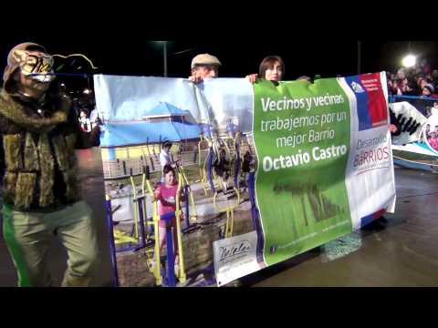 Nota de prensa  Premiación CDV Octavio Castro