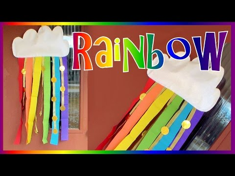 ST Patrick's Day Rainbow Craft for Kids & Classrooms!
