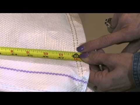 Properly Measuring Super Sack Containers