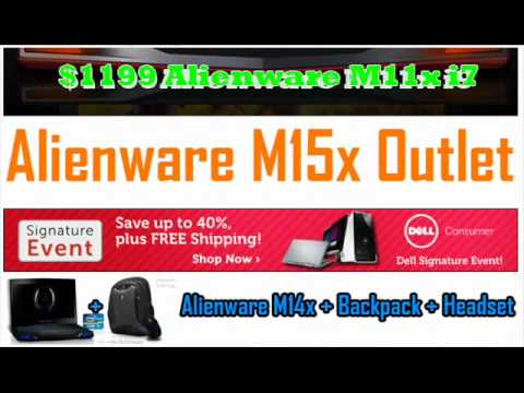 Buy Cheap Alienware M11x R3 w/ Discount Coupon Code