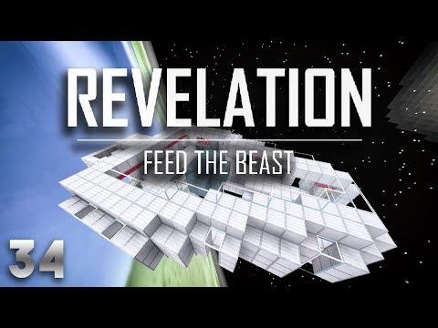 FTB Revelation EP34 NuclearCraft Fission Reactor - PakVim net HD