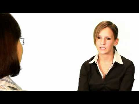 Describe a difficult work situation  project and how you overcame it.wmv