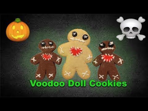 HOW TO MAKE: VOODOO DOLL COOKIES