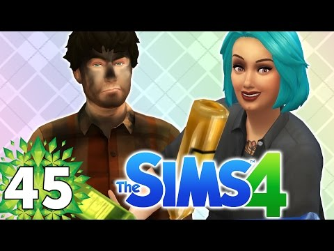 Let's Play The Sims 4 - Part 45 - Celebrity Mixologist!