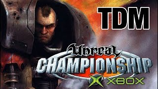 Unreal Championship (Campaign) Xbox: Part 1 - Team Deathmatch / Free Footage