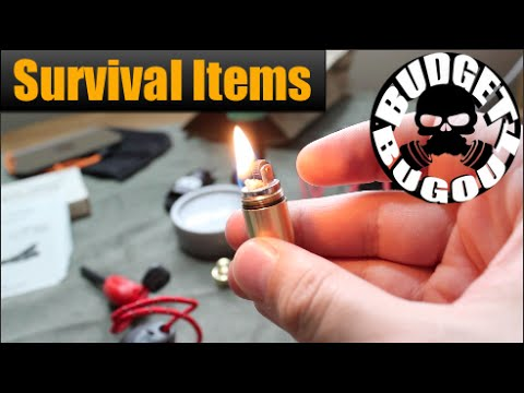 County Comm | Mail Call -- Survival Kit, Bug Out Bag & Everyday Carry (EDC) Gear Products 2016
