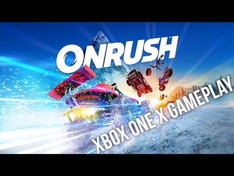 First Look - ONRUSH - Xbox One X Gameplay / Preview