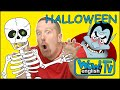 Halloween Finger Family Songs With Hide And Seek From Steve And Maggie Wow English TV For Kids