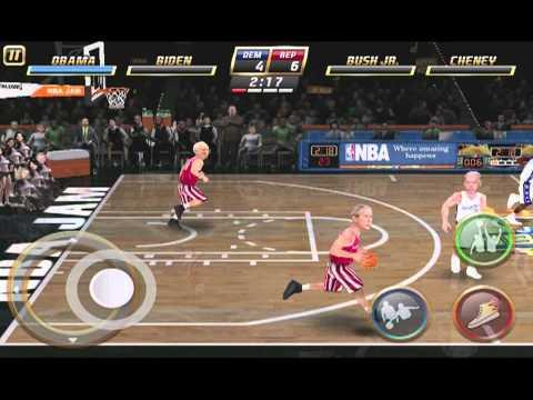 NBA JAM para Iphone/Ipod