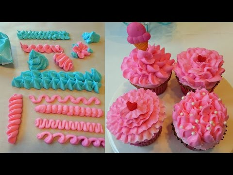 Make Your OWN Piping Tips with Bags - Decorating Hacks with Jill