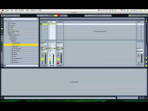 Ableton Simpler - Changing Root Note.mov