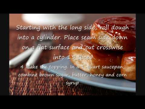 How To Make Cinnamon Sticky Buns