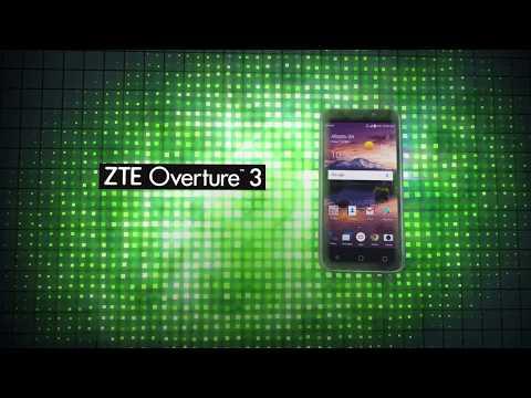 ZTE Overture 3 Overview   Cricket Wireless
