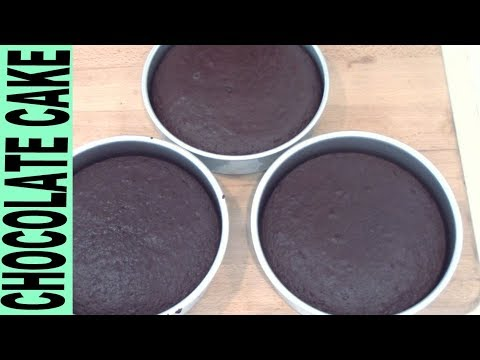 Gluten Free Chocolate Cake Recipe + How To Make Tutorial MOIST! Recipes at Gluten Free Habit
