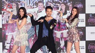 The Jawaani Song Launch Student Of The Year 2 | Tiger Shroff, Tara & Ananya | RD Burman