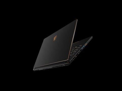 MSI GS65 8RF Stealth Thin (i7-8750H, GTX 1070 Max Q, Full HD) Laptop