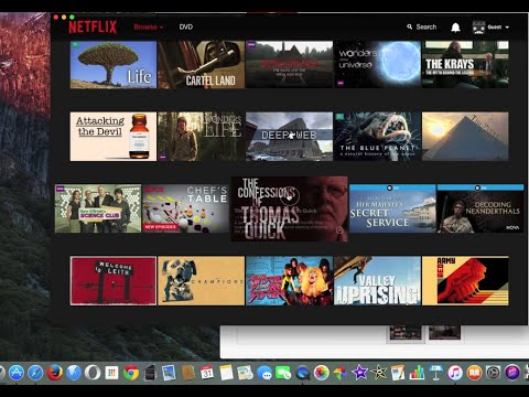 How to Watch NetFlix Movies on a Mac