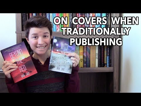 On Covers When Traditionally Publishing