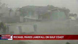 Florida Panhandle slammed by Hurricane Michael