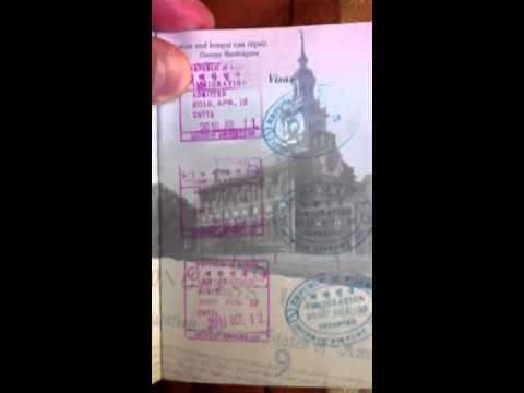 My Passport Tour