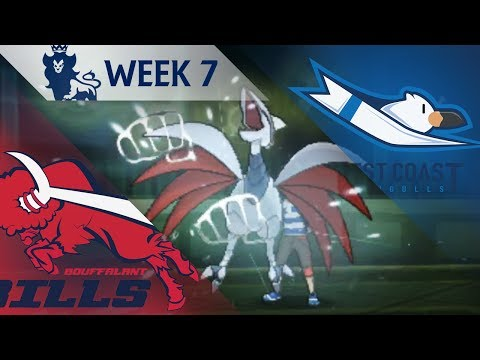 DODGE THE BULLETS! - PPL S5W7 | Bouffalant Bills (3-3) vs West Coast Wingulls (3-3)