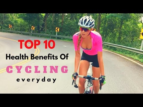 Top 10 Health Benefits Of Cycling Everyday