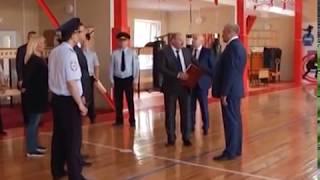 Министр внутренних дел РФ проверил готовность полиции Самары к ЧМ-2018