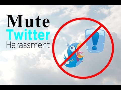 How To Mute Twitter Words and Phrases - Stop Twitter Harassment!