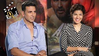 Reel QuickE: Akshay Says All Actors Lie, SRK Plays it Safe & More