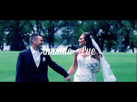 Amanda + Luc | Wedding Video | Regina, SK