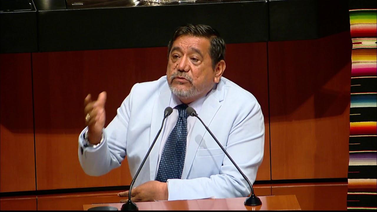 Sen. Félix Salgado (Morena) afirma que se defienden instituciones corruptas