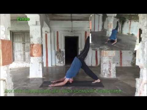 Fast Calories Burn Yoga Workout by N.Sheshagiri. (600 Calories in 15 minutes)
