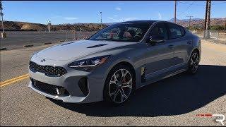 Download 2018 Kia Stinger GT – Redline: Review Video