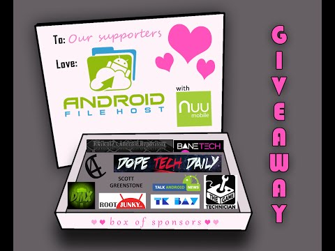 Crazy Giveaway! 17 Prizes! Kindle Fire, Idol 3, Chromecast More!