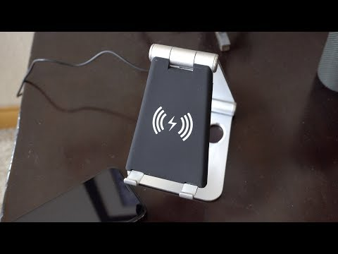 NEXGADGET Aluminium Wireless Charger Review - Get one for FREE