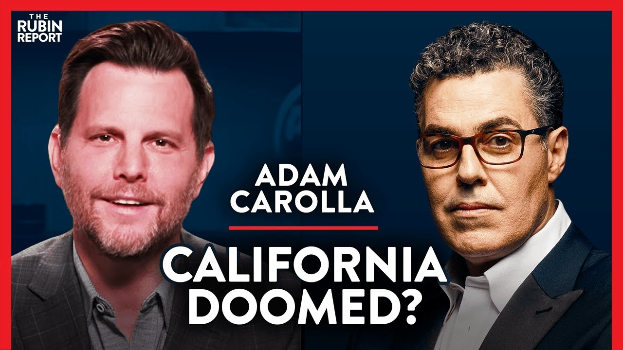 Leaving California, Voting for Lockdowns & a Rigged Election | Adam Carolla | COMEDY | Rubin Report