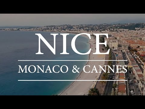 Nice, Monaco & Cannes (Samsung S7)