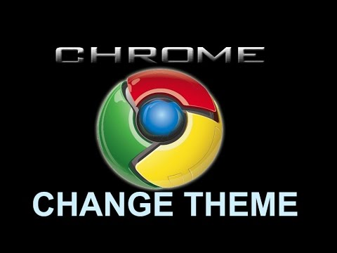 How To Change Theme In Chrome [2015]