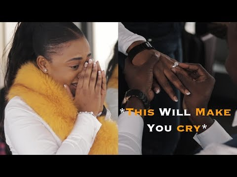 Best Marriage Proposal Of All Time. This will make you cry - **MUST WATCH**