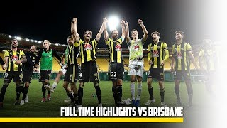 Full Time Highlights | Wellington Phoenix vs Brisbane Roar