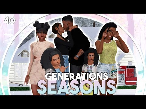 Sims 3 || Let's Play: Generations + Seasons [Part 40] PROM!