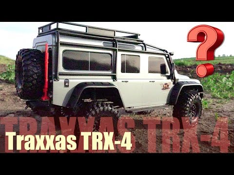 RC ADVENTURES - BEST RTR TRAiL TRUCK of 2018?! Traxxas TRX4 UNBOXiNG