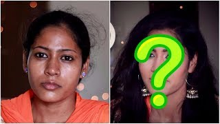 INDIAN HOUSEMAID MAKEOVER   Power of Makeup   Before & After   Kavya K