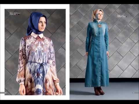 038f903229e27 Armine 2015 Kış Yeni Sezon Kataloğu Tesettür Giyim Abiye Elbise Pardesü  Yelek Ferace Kap Etek Bluz G - PakVim.net HD Vdieos Portal